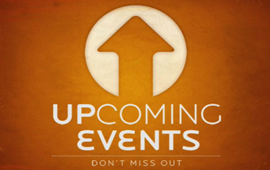 Don't Miss These Events!